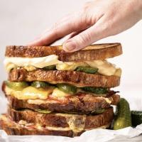 The Ultimate Ham & Cheese Toastie